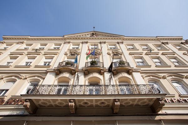 Pannonia Hotel, Sopron