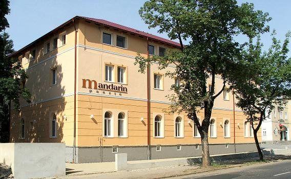 Mandarin Hotel, Sopron