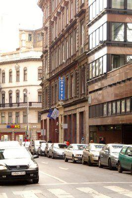 All Central Hostel, Budapest