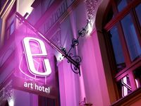 Click here for more images about Bohem Art Hotel.