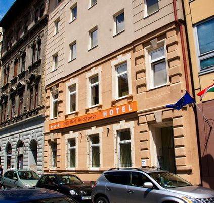 Six Inn Hotel, Budapest