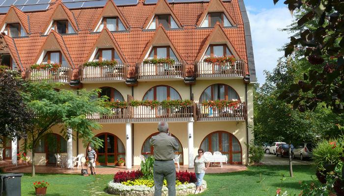 Ágnes Hotel, Hévíz